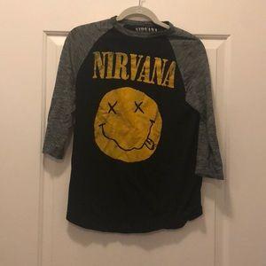 Tops - Nirvana Tee